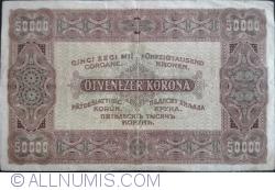 Imaginea #2 a 50 000 Coroane 1923 (1. V.)