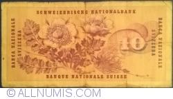 Image #2 of 10 Franken 1960 (22. XII.)
