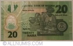 Image #2 of 20 Naira 2006