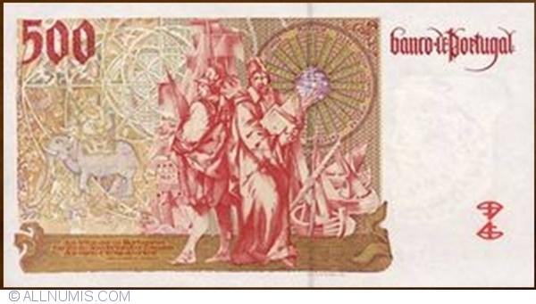 Portugal 500$00 07//11//2000