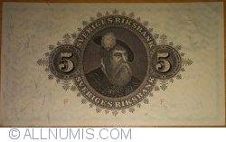 Image #2 of 5 Kronor 1944