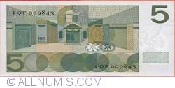 Imaginea #2 a 5 Guldeni 1966 (26. IV.)