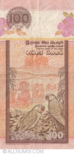 Imaginea #2 a 100 Rupii 1991 (1. I.)
