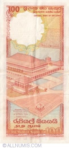 Imaginea #2 a 100 Rupii 1990 (5. IV.)