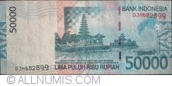 50,000 Rupiah 2009