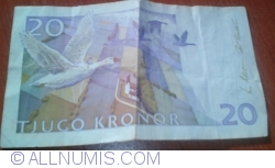 Image #2 of 20 Kronor (199)9