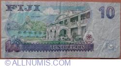 Imaginea #2 a 10 Dolari ND (2007)