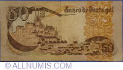 50 Escudos 1980 (1. II.) - semnături Manuel Jacinto Nunes / Alberto José dos Santos Ramalheira (2)