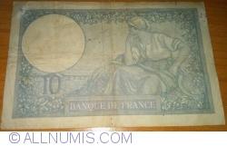 Image #2 of 10 Francs 1941 (19. VI.)