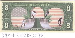Imaginea #2 a 8 Dollars - Skateboard (seria 2002)
