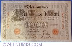 Image #1 of 1000 Mak 1910 (21. IV.) - C