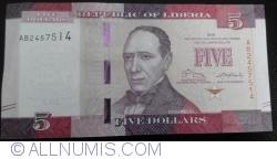 Imaginea #1 a 5 Dolari 2016