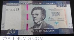 10 Dolari 2016