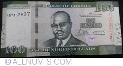 100 Dolari 2016