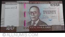Image #1 of 20 Dollars 2016