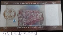 20 Dollars 2016