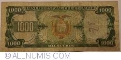 Imaginea #2 a 1000 Sucres 1986 (29. IX.) - Serie IN