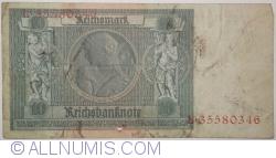 Image #2 of 10 Reichsmark 1929 (22. I.) - K