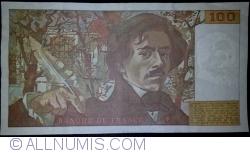 Image #2 of 100 Francs 1981