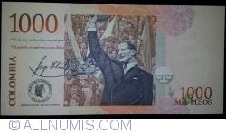 Imaginea #2 a 1000 Pesos 2014 (27. VIII.)