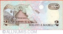 Imaginea #2 a 2 Maloti 1989