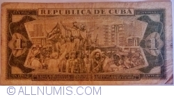 Image #2 of 1 Pesos 1980