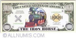Image #1 of 1 000 000 Dollars 2002 - The Iron Horse