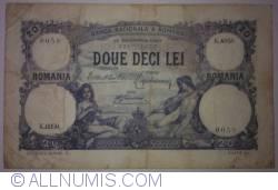 20 Lei 1927 (15. XII.)