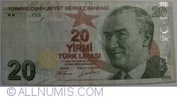 Image #1 of 20 Lira 2009