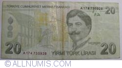 Image #2 of 20 Lira 2009