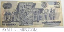 Image #2 of 20 Nuevos Pesos 1992 (31. VII.)