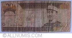 20 Pesos Oro 2003