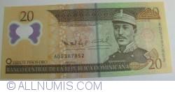 Imaginea #1 a 20 Pesos Oro 2009