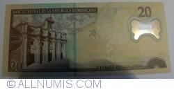 Imaginea #2 a 20 Pesos Oro 2009