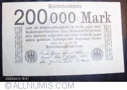 Image #1 of 200 000 Mark 1923 (09. VIII.)