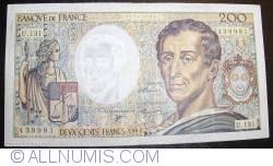 Image #1 of 200 Francs 1992