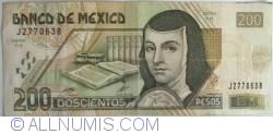 Image #1 of 200 Pesos 2002 (26. III.) - Serie DB