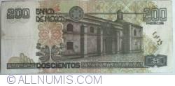 Image #2 of 200 Pesos 2002 (26. III.) - Serie DB
