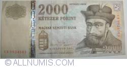 Imaginea #1 a 2000 Forint 2004