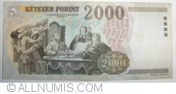 Imaginea #2 a 2000 Forint 2004