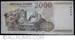 Imaginea #2 a 2000 Forint 2013