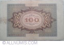 Imaginea #2 a 100 Mark 1920 (1. XI.) - H