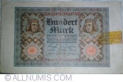 Imaginea #1 a 100 Mark 1920 (1. XI.) - H