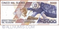 Imaginea #2 a 5000 Sucres 1993