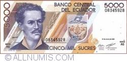 Imaginea #1 a 5000 Sucres 1993