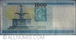 1000 Forint 2017