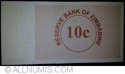 Imaginea #2 a 10 Cents 2006 (1. VIII.)