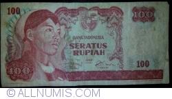 Image #1 of 100 Rupiah 1968