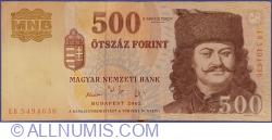 500 Forint 2002