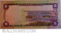 Imaginea #2 a 1 Dolar 1990 (1. I.)